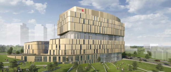 Province commits to York U Markham Centre