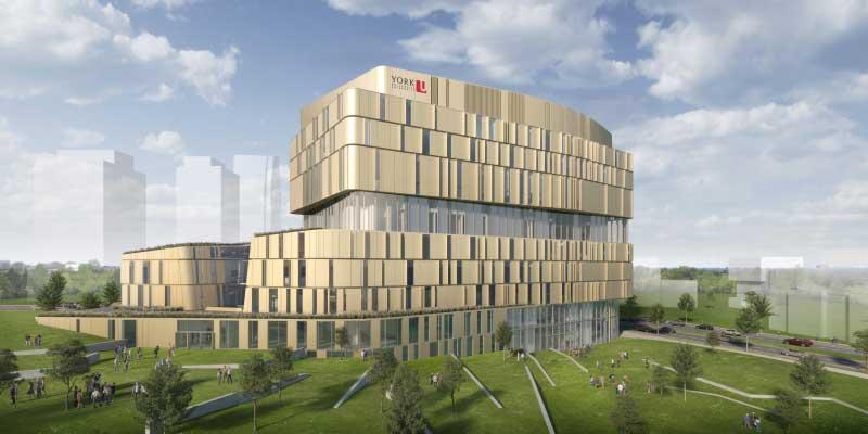 York University - Downtown Markham