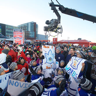 Hometown Hockey - Downtown Markham