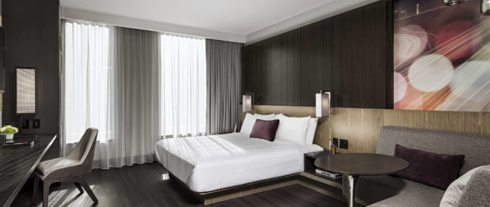 Toronto Marriott Markham Celebrates Design Award