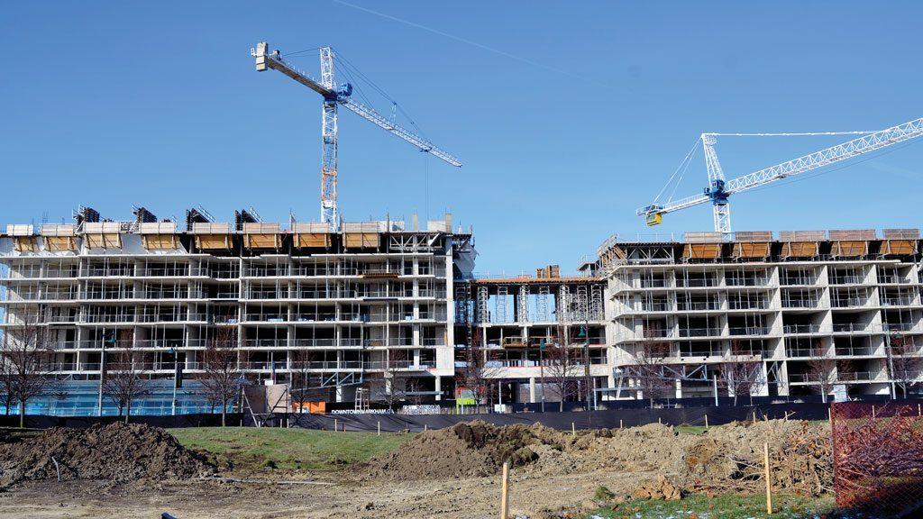 York Condominiums - Downtown Markham
