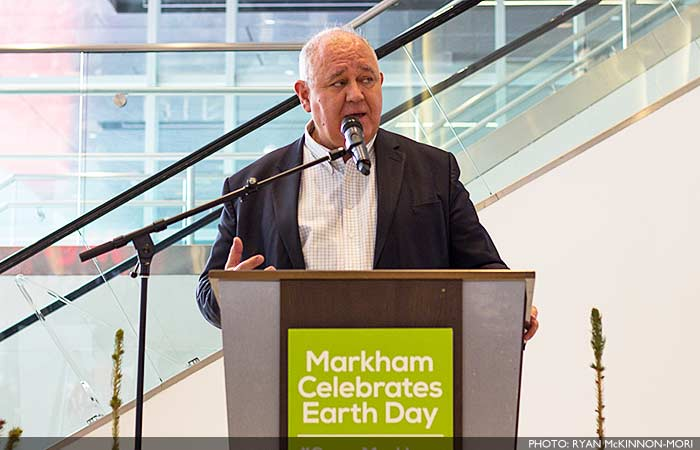 Earth Day - Downtown Markham