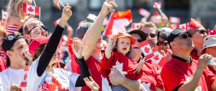 Downtown Markham comes alive to celebrate the Canada Day weekend
