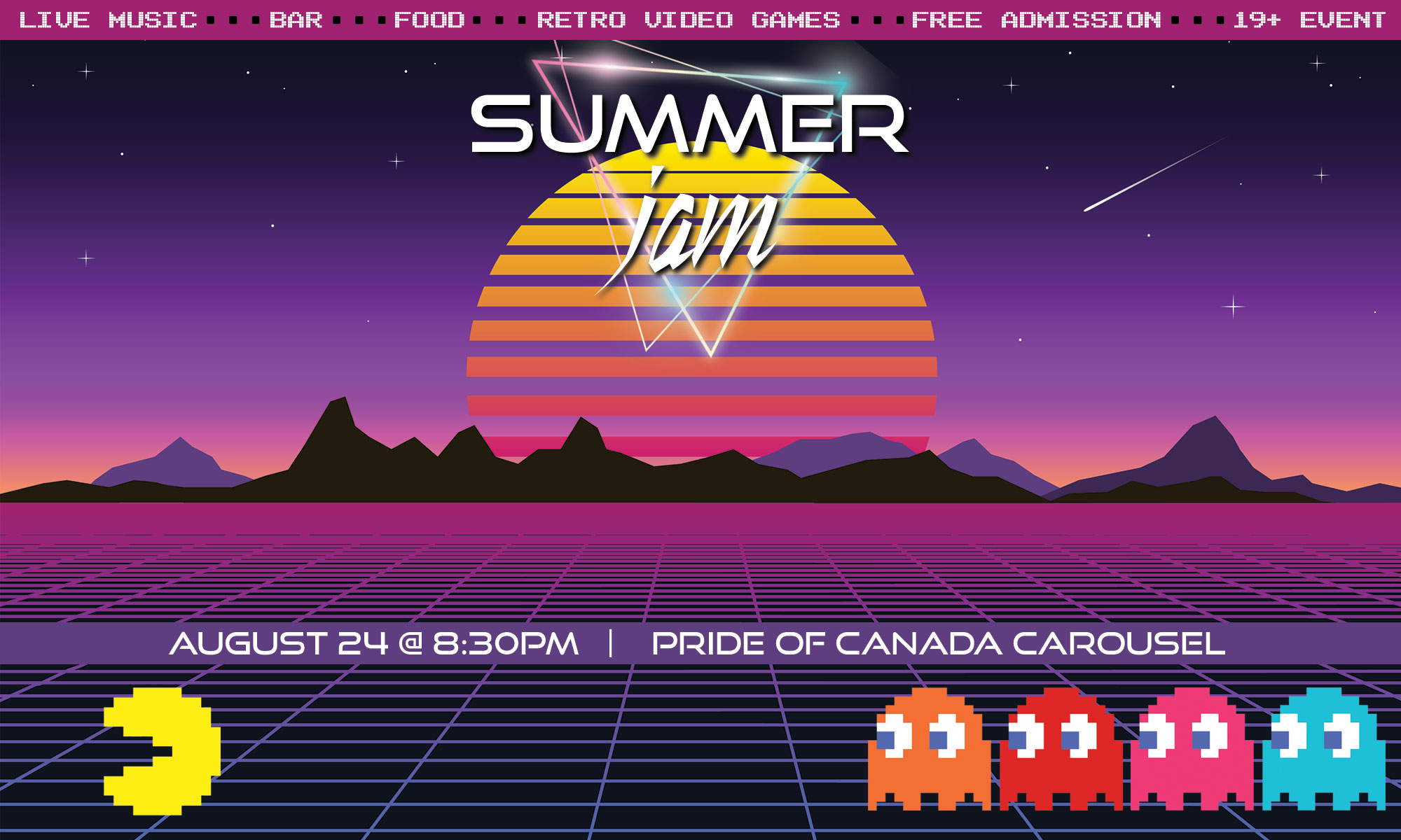 TOTALLY AWESOME: SUMMER JAM PUTS THE SIZZLE IN YOUR SUMMER