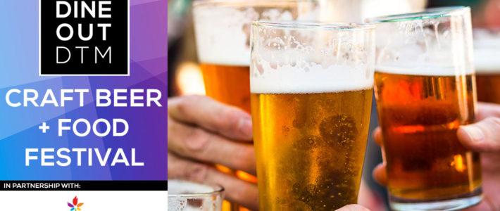DTM Craft Beer and Food Festival set for Sept. 14