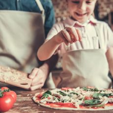 Dine out DTM: September's Pizza-Making Amore event