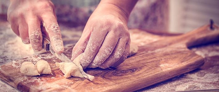 Dine out DTM: Learn how to make pasta and pizza from an Italian master