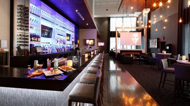 VIP Lounge in Downtown Markham Cineplex