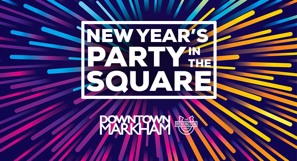 Party in the Square - Downtown Markham