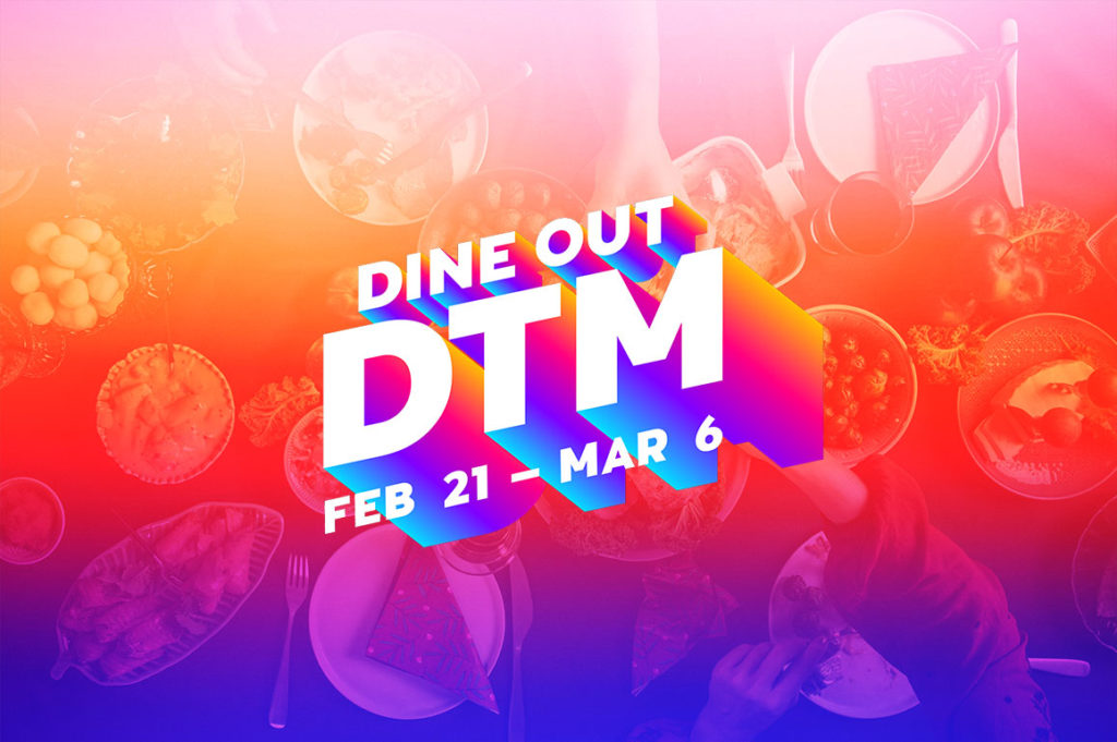 Dine Out DTM Festival - Downtown Markham