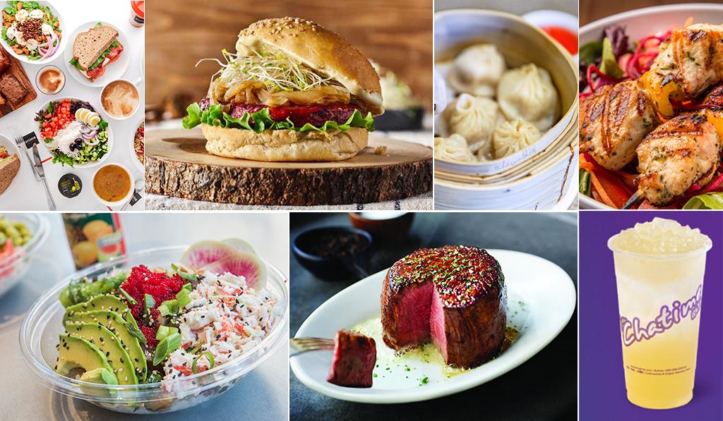 DTM Restaurants Open