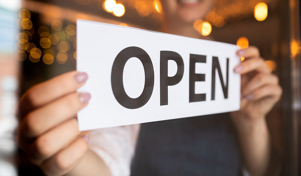 Businesses re-opening - Downtown Markham