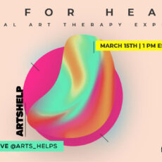 Art for Health: A Virtual Art Therapy Experience